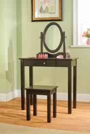 3 Piece Vanity Set Vanity Table Set With Mirror Foter