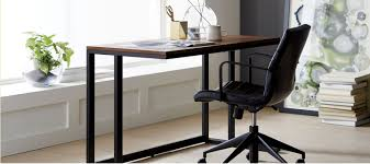 High End Home Office Furniture Home Office Furniture Crate And Barrel