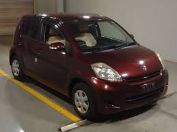 used toyota passo hatchbacks 2007 model in used cars stock 59121