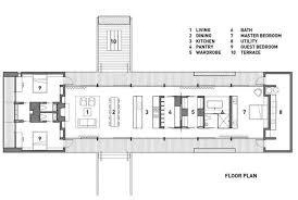 straight floor plan love the straight floorplan could esily be adapted for a shipping
