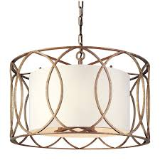wrought iron lighting fixtures kitchen accessories pendant drum lamp drum pendant with crystals drum