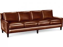 furnitures long sofa inspirational furniture brown top grain