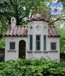 Backyard Play Houses by 101 Best Playhouses Images On Pinterest Playhouse Ideas Kid