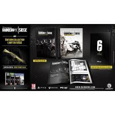 siege jeu rainbow six siege edition collector ps4 sur playstation 4 jeux