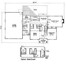 colonial style house plan 5 beds 4 50 baths 3717 sq ft plan 312 834