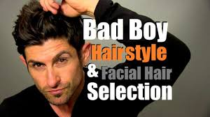 bad boy hairstyle how to choose your signature hairstyle and