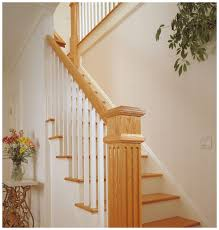 Premade Banister Custom Stairs And Railings Stair Repair Nj New Staircase