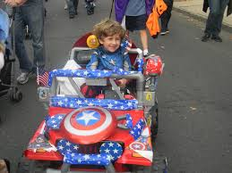 race car halloween costume summit police athletic league holds annual halloween parade and