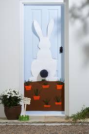 Homemade Easter Decorations Uk by Diy Easter Door Decorations Hobbycraft Blog