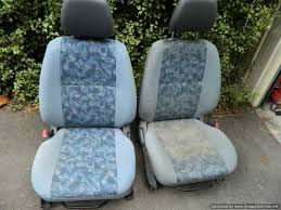 home products to clean car interior how to clean car seat upholstery for about a dollar