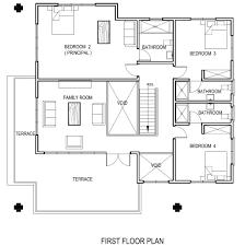 Two Story Floor Plan Impressive Inspiration Floor Plan House 2 Story 11 25 Best Ideas
