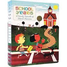school days keepsake album school years a family keepsake of school memories walmart
