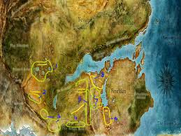 Map Size Comparison Dragon Age Inquisition Map Size Dragon Age Inquisition Map Size