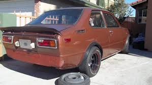 toyota corolla 1977 model ponyyyboy 1977 toyota corolla specs photos modification info at