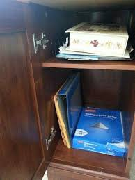 my desk has no drawers what to do with computer tower storage area of office desk hometalk