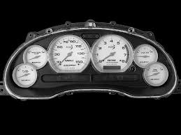 mustang custom gauges 1999 ford mustang gt cluster 5 0 mustang fords