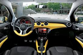 opel egypt the all new opel adam unveiled to rival the fiat 500 biser3a