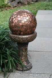 Bowling Ball Garden Art Garden Ornament S U Ruth E Hendricks Photography Repurposed An