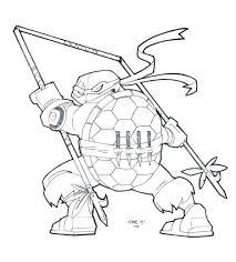 free ninja turtle coloring pages turtles christmas