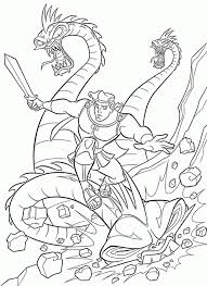 scooby doo monster coloring pages kids coloring