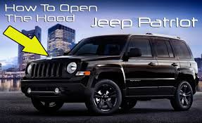 jeep commander vs patriot how to open the hood of a jeep patriot youtube