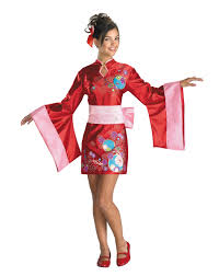 Halloween Tween Party Ideas by Kimono Kimono Cutie Teen Costume This Stylized Kimono