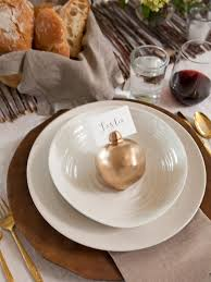 pinterest thanksgiving table settings use white pumpkins to decorate your thanksgiving table hgtv u0027s