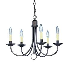 Home Depot Bronze Chandelier Progress Lighting 5 Light Antique Bronze Chandelier P4008 20 The