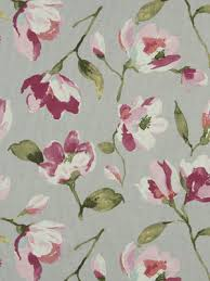 Roman Upholstery A Modern Upholstery Fabric In An Artistic Floral Print Of