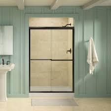 Kohler Shower Door Shower Kohler Shower Doors Frameless Nickel Installation