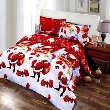 Christmas Duvet Covers Uk Christmas Bedding Sets U0026 Duvet Covers Ebay