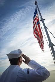 When Should The American Flag Be Flown At Half Mast Yeoman 3rd Class Zachary Tulley Salutes The American Flag Iwo
