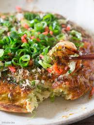 cuisiner japonais okonomiyaki meals to try cuisiner japonais et asiatique