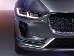 jaguar i pace concept unveiled a 400hp 220 mile range ev
