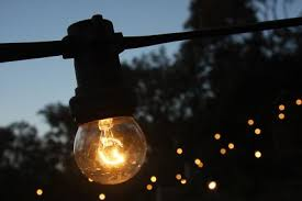 Hire Outdoor Lighting - 100m festoon lighting for hire outdoor lighting gumtree