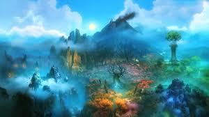 artstation ori and the blind forest ingame art johannes figlhuber