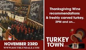 south lyndale on turkey tomorrow around 2pm