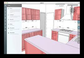 3d kitchen planner design a kitchen online easily for free