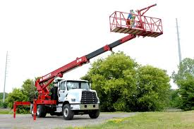 sign trucks sign cranes and boom trucks elliott equipment company