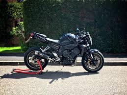 yamaha fz1 r1 street fighter with scorpion exhaust fz1 n
