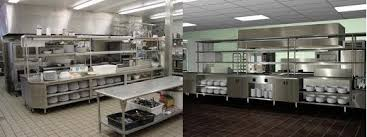 elements to consider when designing a commercial kitchen