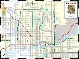 Arizona Maps by Map Phoenix Arizona Arizona Map