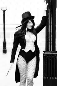 joan jett halloween costume ideas zatanna by gillykins on deviantart power pinterest