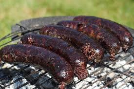 Comment Cuisiner Du Boudin Noir Comment Cuire Boudin Noir Au Barbecue