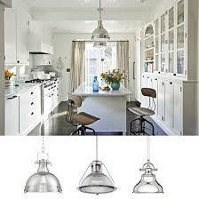 Pendulum Lighting In Kitchen Industrial Pendant Lighting In The Kitchen Lamps Plus
