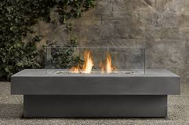 Fire Patio Table by Design Detail Outdoor Fire Table