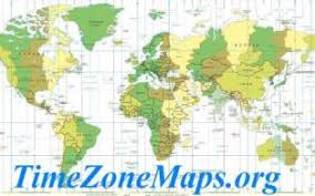 us map time zones with states africa time zones lines