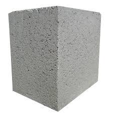 Concrete Patio Blocks 18x18 by Shop Concrete Block At Lowes Com