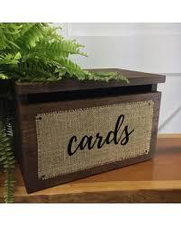 graduation card box get the deal wooden card box wedding card box centerpiece