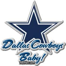 dallas cowboys baby clipart